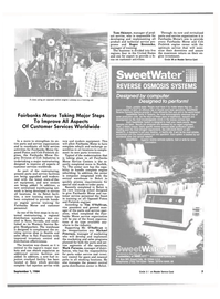 Maritime Reporter Magazine, page 4th Cover,  Sep 1984 Colt