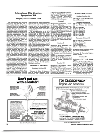 Maritime Reporter Magazine, page 8,  Oct 1984 Ohio