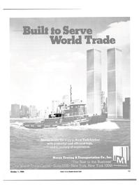 Maritime Reporter Magazine, page 9,  Oct 1984