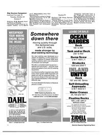 Maritime Reporter Magazine, page 10,  Oct 1984