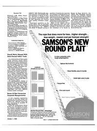Maritime Reporter Magazine, page 11,  Oct 1984 William S. Siekieka