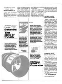 Maritime Reporter Magazine, page 12,  Oct 1984