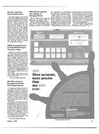 Maritime Reporter Magazine, page 13,  Oct 1984