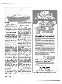 Maritime Reporter Magazine, page 21,  Oct 1984