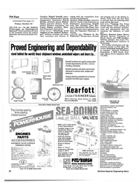 Maritime Reporter Magazine, page 22,  Oct 1984 Florida