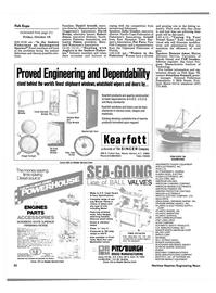 Maritime Reporter Magazine, page 22,  Oct 1984