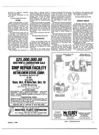 Maritime Reporter Magazine, page 33,  Oct 1984