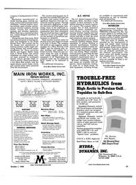 Maritime Reporter Magazine, page 37,  Oct 1984 Illinois