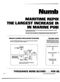 Maritime Reporter Magazine, page 38,  Oct 1984