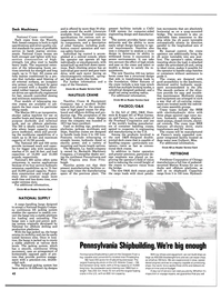 Maritime Reporter Magazine, page 44,  Oct 1984 northwest Pennsylvania