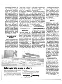 Maritime Reporter Magazine, page 45,  Oct 1984