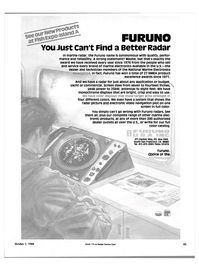 Maritime Reporter Magazine, page 47,  Oct 1984