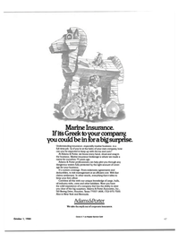 Maritime Reporter Magazine, page 49,  Oct 1984