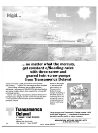 Maritime Reporter Magazine, page 50,  Oct 1984 GTS