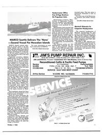Maritime Reporter Magazine, page 53,  Oct 1984