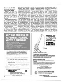 Maritime Reporter Magazine, page 54,  Oct 1984