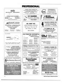 Maritime Reporter Magazine, page 60,  Oct 1984 South Carolina