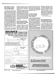 Maritime Reporter Magazine, page 7,  Oct 1984