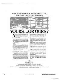 Maritime Reporter Magazine, page 8,  Oct 15, 1984 communications network