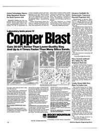 Maritime Reporter Magazine, page 12,  Oct 15, 1984 California and Utah
