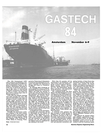 Maritime Reporter Magazine, page 16,  Oct 15, 1984