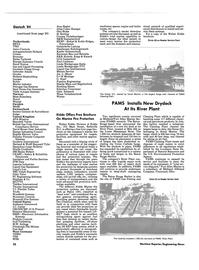 Maritime Reporter Magazine, page 20,  Oct 15, 1984 Cargo Bulletin Hindle Cockburns IMI Bailey Birkett UKAEC