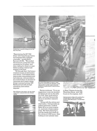 Maritime Reporter Magazine, page 22,  Oct 15, 1984 main engine oil