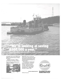 Maritime Reporter Magazine, page 23,  Oct 15, 1984 machinery
