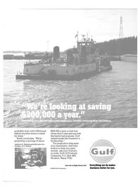 Maritime Reporter Magazine, page 23,  Oct 15, 1984 machinery