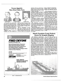 Maritime Reporter Magazine, page 26,  Oct 15, 1984