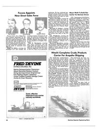 Maritime Reporter Magazine, page 26,  Oct 15, 1984 Mid-Atlantic