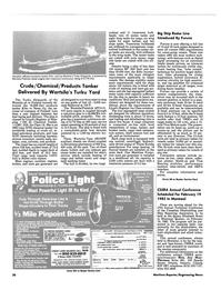 Maritime Reporter Magazine, page 28,  Oct 15, 1984 Ontario
