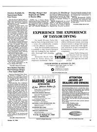 Maritime Reporter Magazine, page 33,  Oct 15, 1984 Belle Chasse