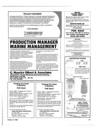 Maritime Reporter Magazine, page 35,  Oct 15, 1984 Maryland