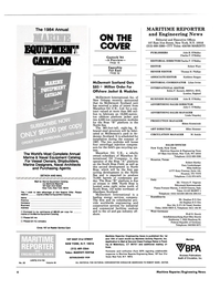 Maritime Reporter Magazine, page 2,  Oct 15, 1984 Texas