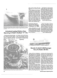 Maritime Reporter Magazine, page 42,  Oct 15, 1984