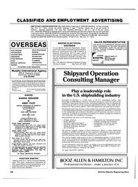Maritime Reporter Magazine, page 104,  Nov 1984 Maryland