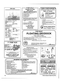 Maritime Reporter Magazine, page 106,  Nov 1984 Quebec