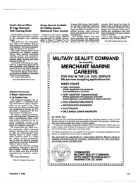 Maritime Reporter Magazine, page 109,  Nov 1984 Pennsylvania