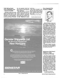 Maritime Reporter Magazine, page 10,  Nov 1984 California