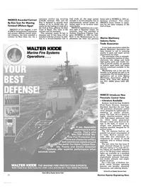Maritime Reporter Magazine, page 18,  Nov 1984 WABCO Fluid Power Division