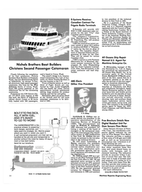 Maritime Reporter Magazine, page 24,  Nov 1984 Connecticut