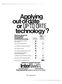 Maritime Reporter Magazine, page 33,  Nov 1984 copolymer technology