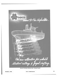Maritime Reporter Magazine, page 41,  Nov 1984