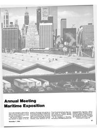 Maritime Reporter Magazine, page 43,  Nov 1984 Society
