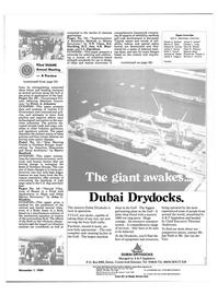 Maritime Reporter Magazine, page 49,  Nov 1984 Jan van der Veer
