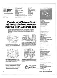 Maritime Reporter Magazine, page 52,  Nov 1984 Wisconsin