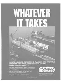 Maritime Reporter Magazine, page 53,  Nov 1984 Shipbuilding Company