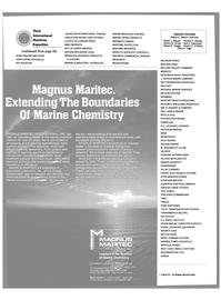 Maritime Reporter Magazine, page 54,  Nov 1984 New Jersey