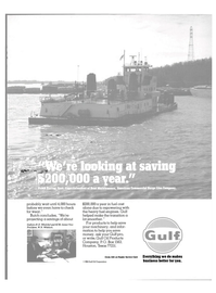 Maritime Reporter Magazine, page 57,  Nov 1984